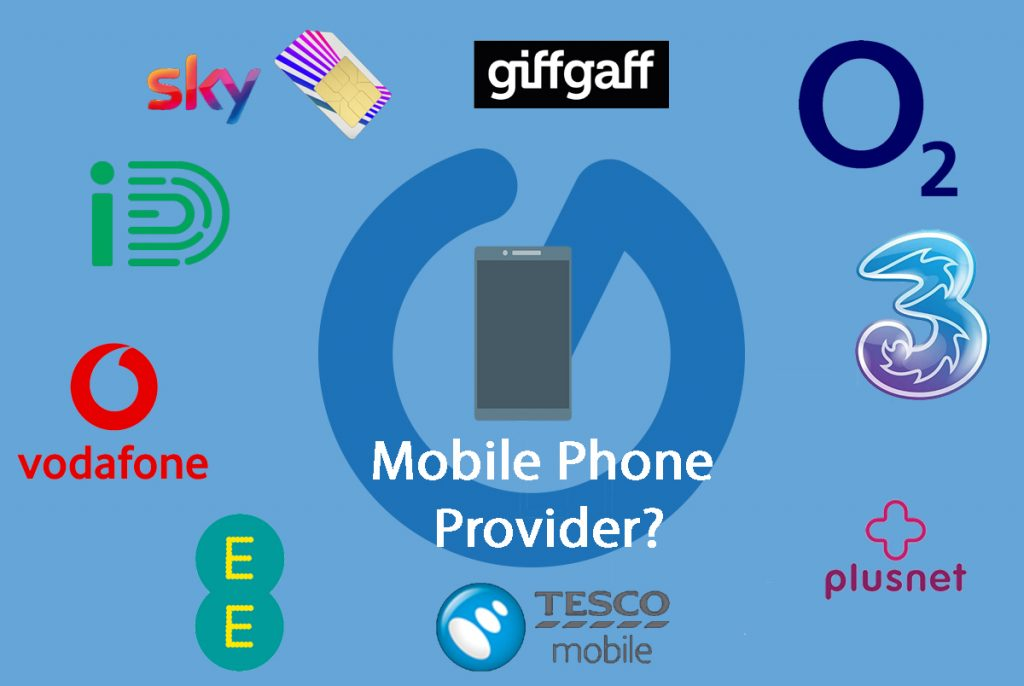 Mobile Phone providers